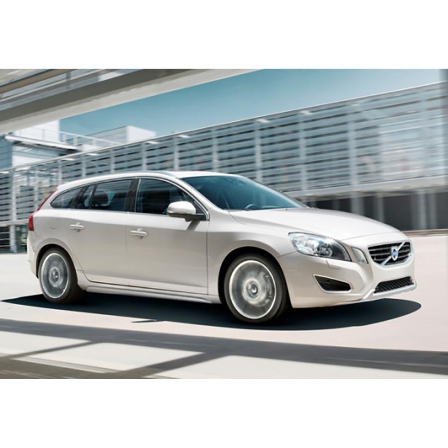 Volvo V60 Plug-in Hybrid D6 215 +70 ch AWD -