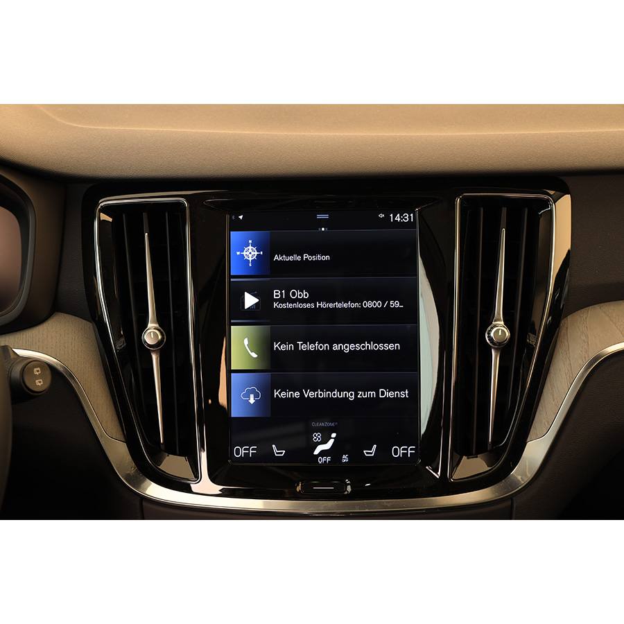 Volvo V60 T6 AWD Recharge 253 ch + 87 ch Geartronic 8 -